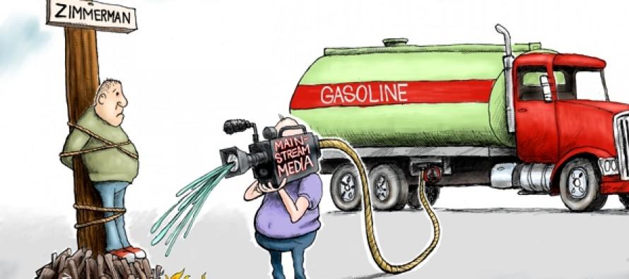 Fanning Flames (Cartoon)