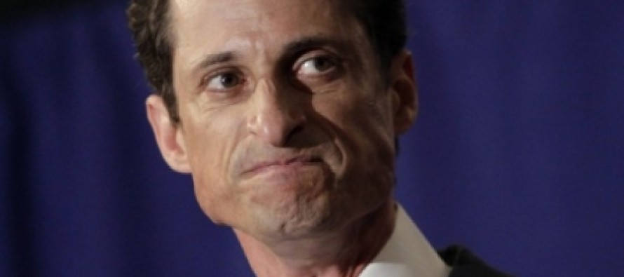 BREAKING: Federal Prosecutors Make Major Announcement About Anthony Weiner