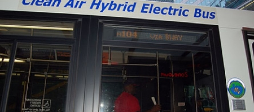 Green Fail: New York Metra Gives Up on Hybrid Busses