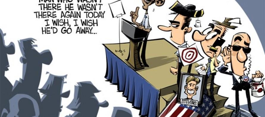 Non scandal (Cartoon)