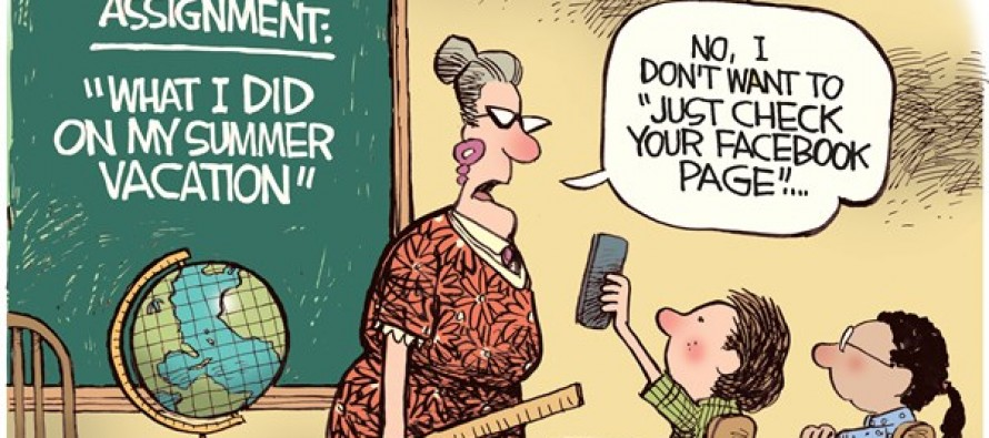 Back to School (Cartoon)