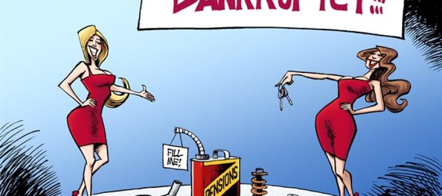 New Detroit Model (Cartoon)