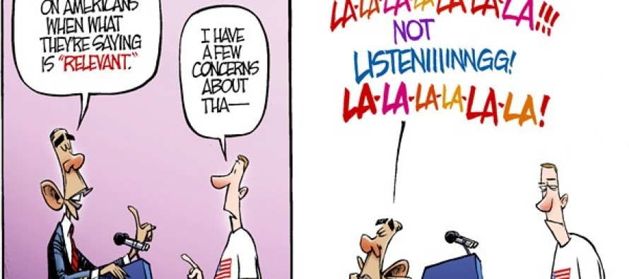 NSA Eavesdropping (Cartoon)
