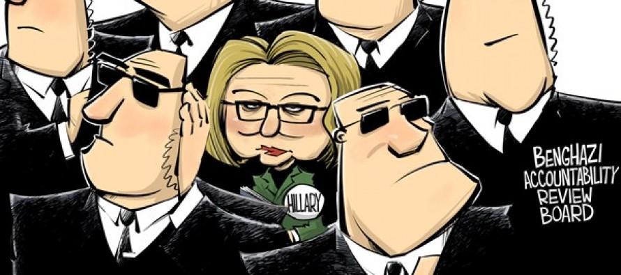 Benghazi Accountability Review Board (Cartoon)