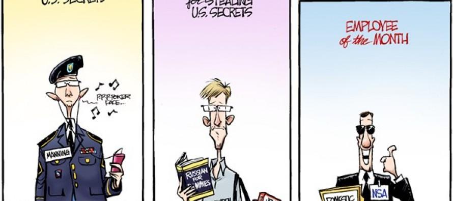US Secrets (Cartoon)