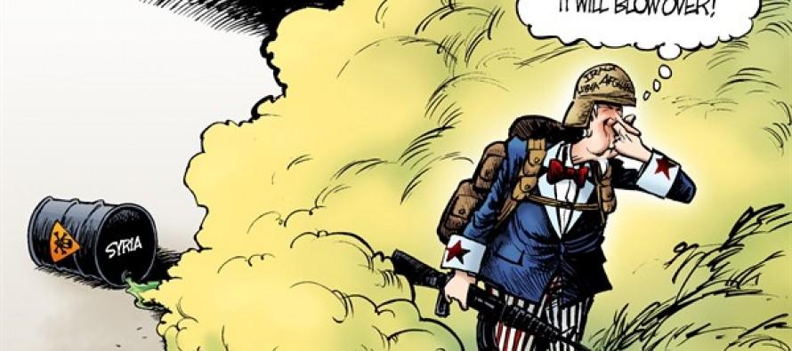Gassed (Cartoon)