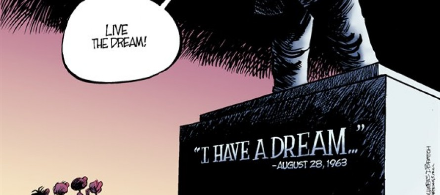 I Have A Dream Anniversary (Cartoon)