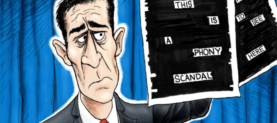 IRS In The Black (Cartoon)