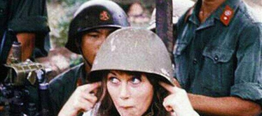"Veterans Protest ""The Butler"" After ""Hanoi Jane"" Fonda is Chosen To Play Nancy Reagan"