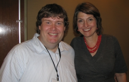 John Hawkins and Cathy McMorris Rogers