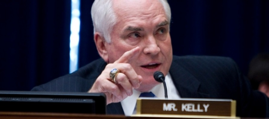 """Republican Rep. Mike Kelly: Obama """"Divides Us On Race"""""""