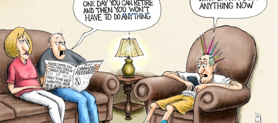 Not So Empty Nest Syndrome (Cartoon)