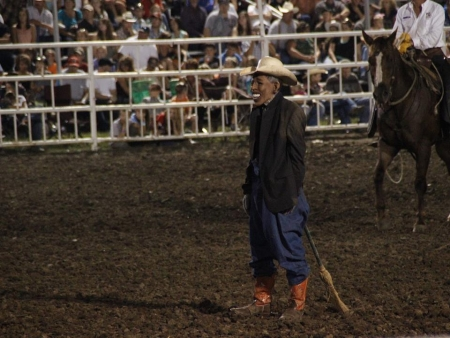 Obama rodeo