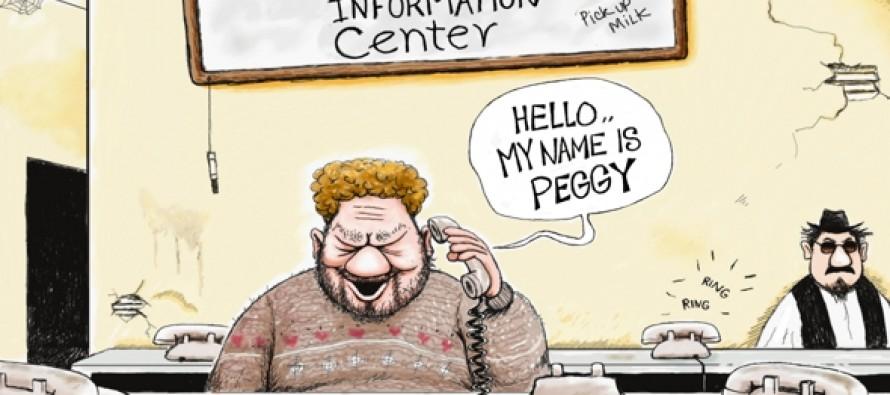 "Friday Past Blast ""Obama-Care Confusion"" (Cartoon)"