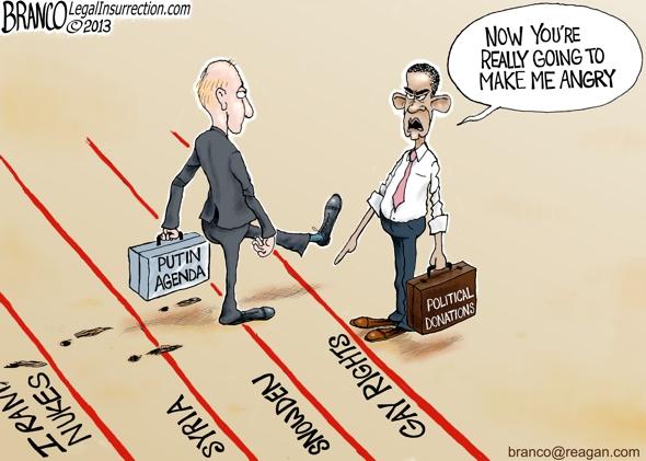 Putin Lines 590 LI