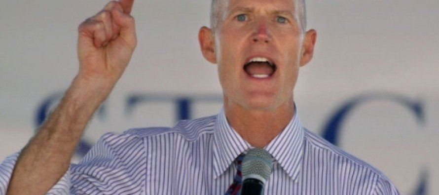 Florida Gov. Tells Jesse Jackson He Won't Meet, Demands Apology to State