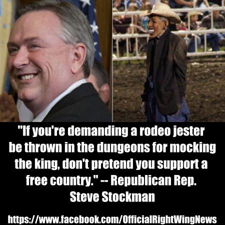 Stockman rodeo