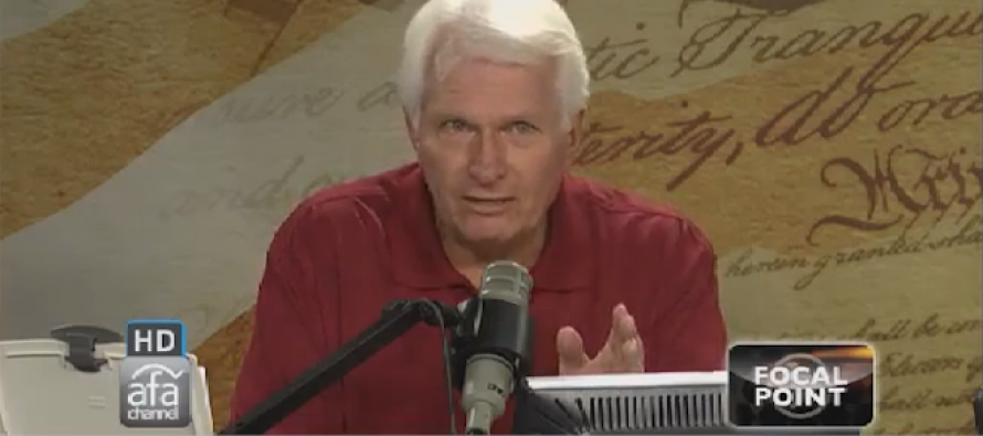 VIDEO Bryan Fischer: Obama Wasn't in the Situation Room during Bin Laden Raid, he was playing cards with Reggie Love