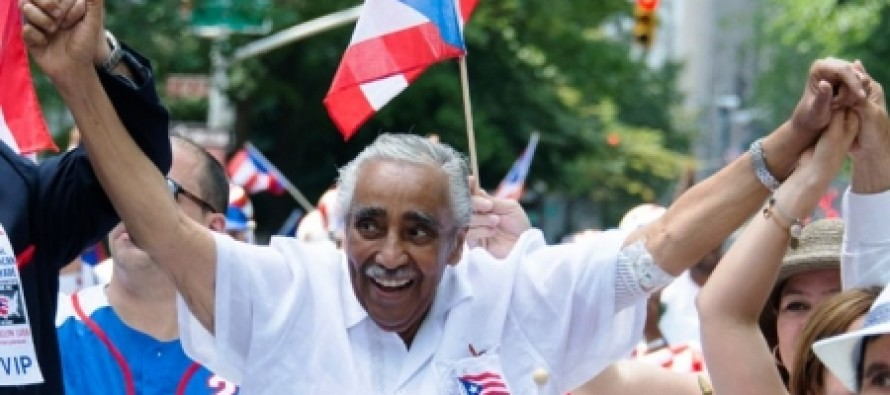 Charlie Rangel Compares Tea Partiers To Democrats Who Oppressed Black Americans In The Sixties