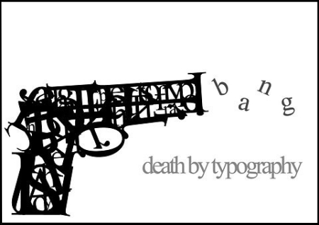 deathbytypography
