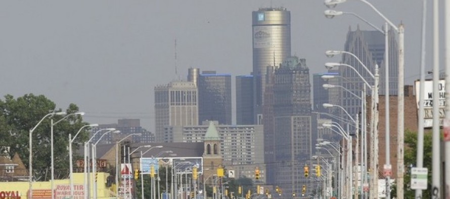 Only People Who Favor Detroit Bailout Are the Ones Who Destroyed City- Democrats