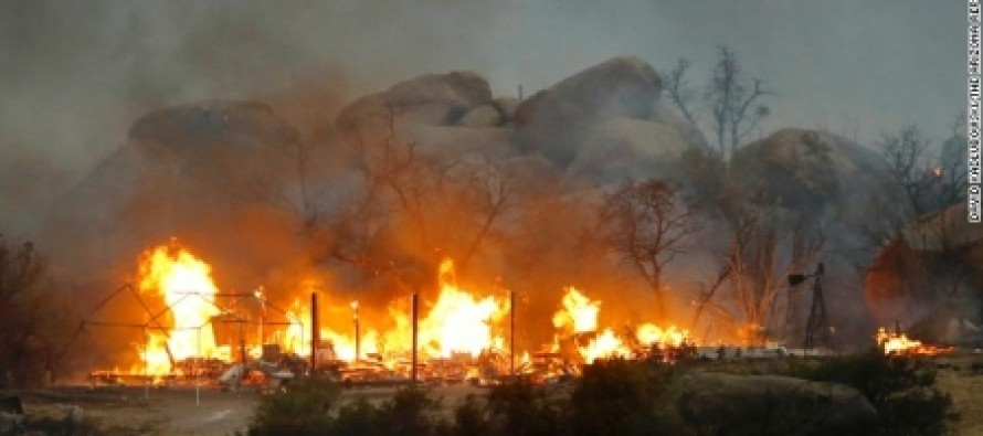 Radical Environmentalists Have Blood of 19 Arizona Firefighters on Their Hands