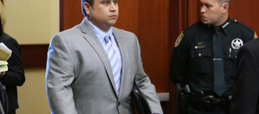 Pay Up: George Zimmerman seeks Florida to pay $200K-$300K of his legal bills
