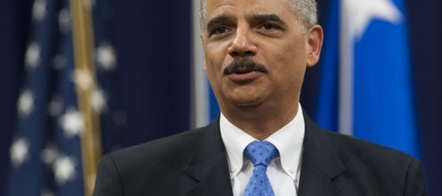 Crime Softy Eric Holder seeks to avert mandatory minimum sentences for some low-level drug offenders to curry favor with minority groups