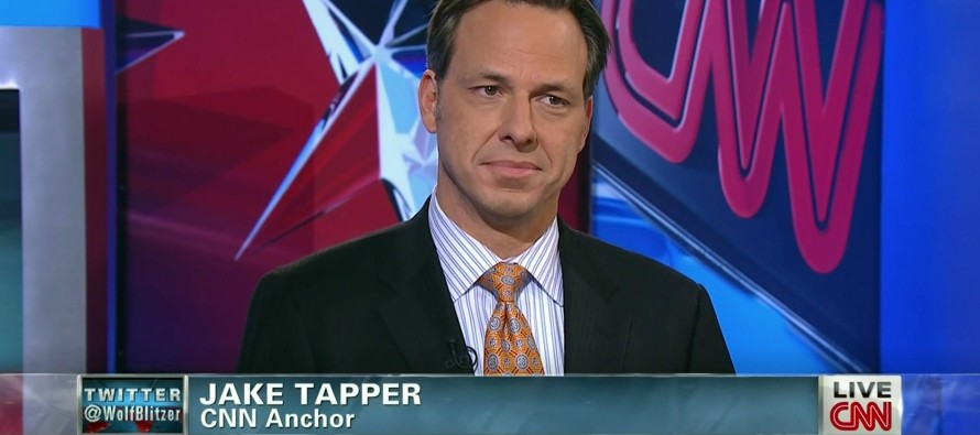 CNN's Jake Tapper Finds More Tidbits about Benghazigate —MSM DOESN'T WANT