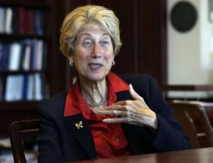 U.S. District Judge Shira A. Scheindlin