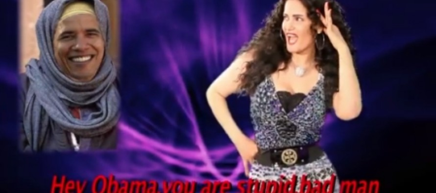 Obama Mocked In Egypt With Popular Bellydancing Video