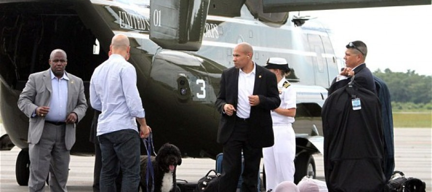 How much did it cost U.S. taxpayers to airlift Bo, the First Dog, to Martha's Vineyard?