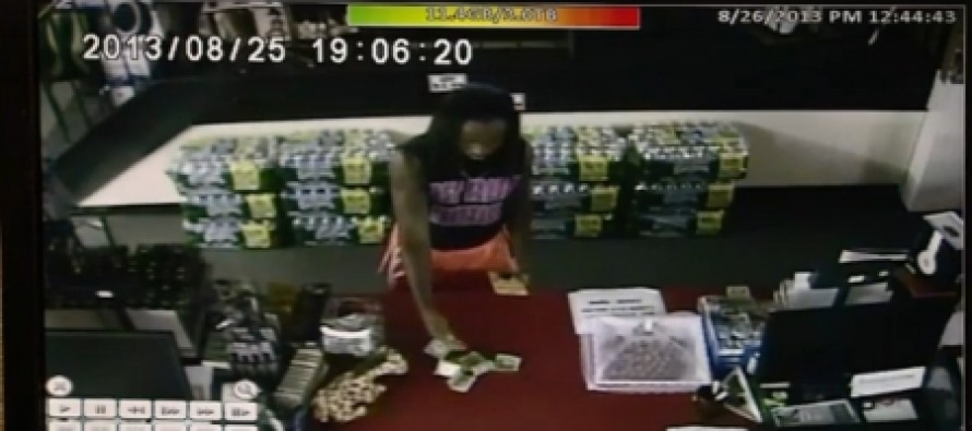 Caught on Video: Black teens pay for items in store, even with no clerk around