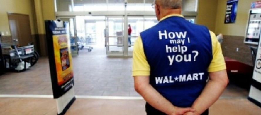 Wal-Mart Makes Fun Of Liberal Hypocrisy At The Nation On Low Paid Interns