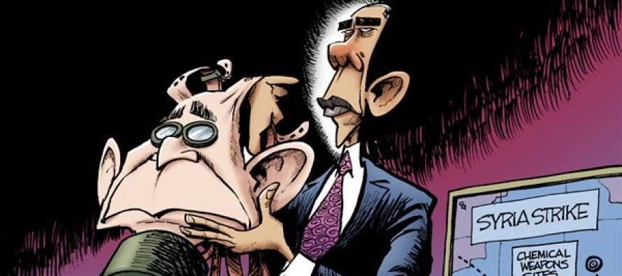 Gas Mask (Cartoon)