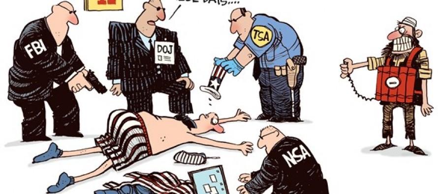 Sept 11 revisited (Cartoon)