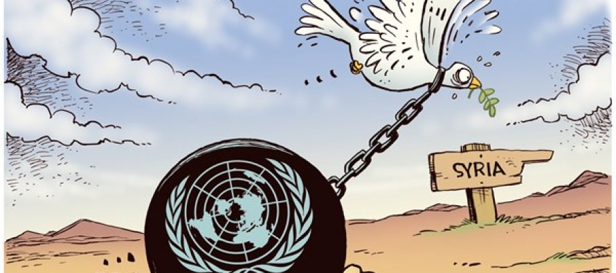 UN Anchor (Cartoon)