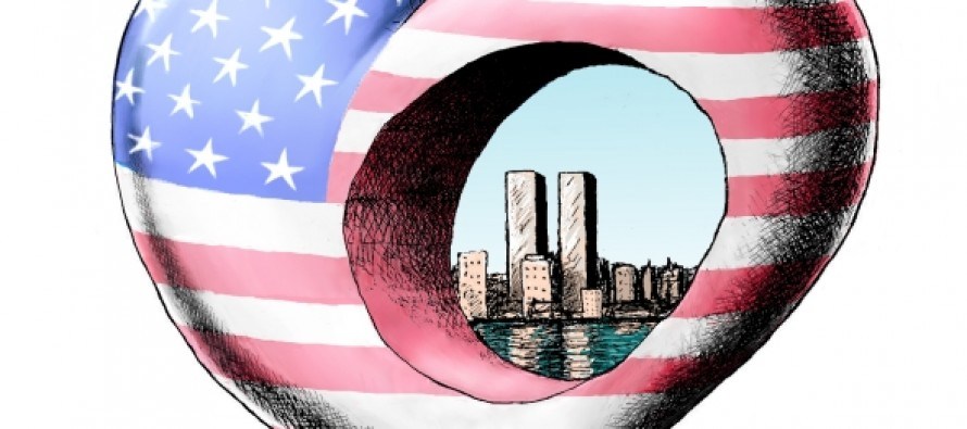 Remembering 9/11 (Cartoon)