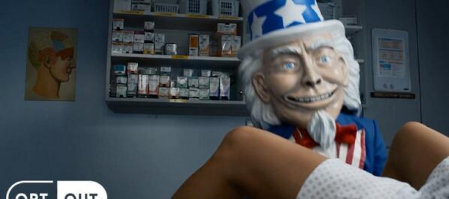 This Anti-Obamacare Vid May Be The Best Political Video Of The Last Decade: Creepy Uncle Sam