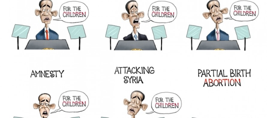 For the Children (Cartoon)