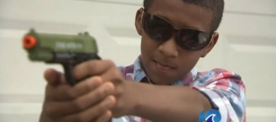 Student Faces Expulsion For Playing With Toy Gun In His Own Yard