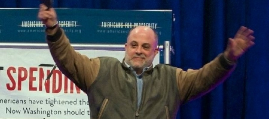 "Interviewing Mark Levin on ""The Liberty Amendments: Restoring the American Republic"""