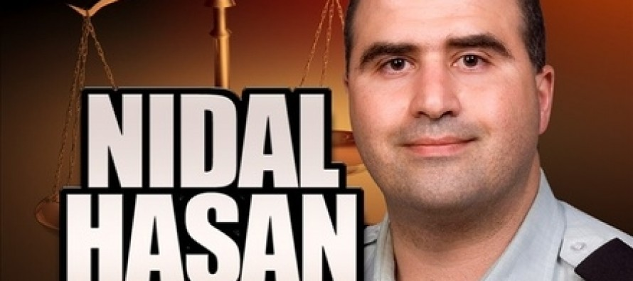 Nidal Hassan Gets To Keep $300,000 In Salary He's Received Since The Fort Hood Terrorist Attack
