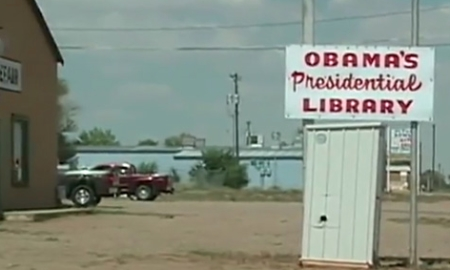 Obama's presidential library