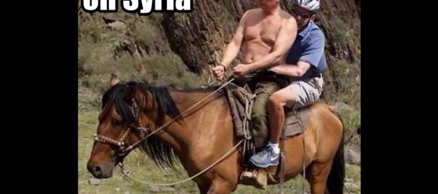 What Do You Think? Is This Pic Too Mean To Obama?