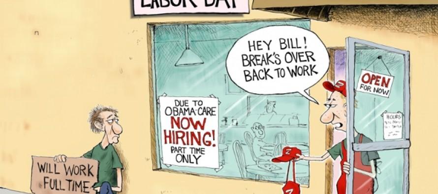 Workin' Nine to Two (Cartoon)