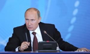 Vladimir Putin 1/9/13