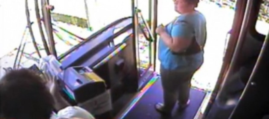 Bus Driver Isn't Fired After Racial Insult: 'You're Short, Fat, And White'