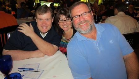 John Hawkins, Karen Hawkins, Randy Hawkins