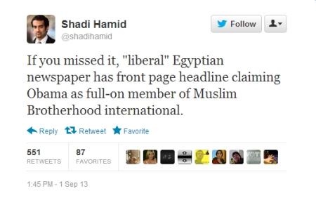 twitter egypt